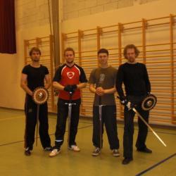 Trond Helge, Hallvard, Bent-Are og Sigurd