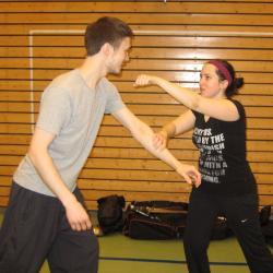 Bent-Are og Anna, Seminar 2012