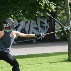 Training with Andrea Lupo Sinclair Oslo 2012 bilde 11