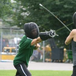 Training with Andrea Lupo Sinclair Oslo 2012 bilde 4