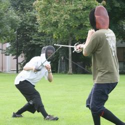 Training with Andrea Lupo Sinclair Oslo 2012 bilde 5