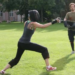 Training with Andrea Lupo Sinclair Oslo 2012 bilde 12